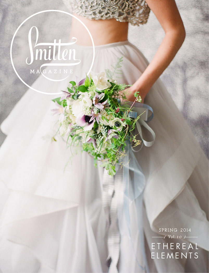 Boston Wedding Photographer Featured Smitten Magazine